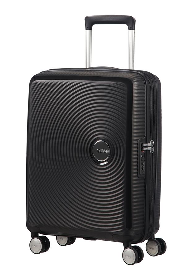 Bagagem de Cabine Bass Black - Soundbox   American Tourister