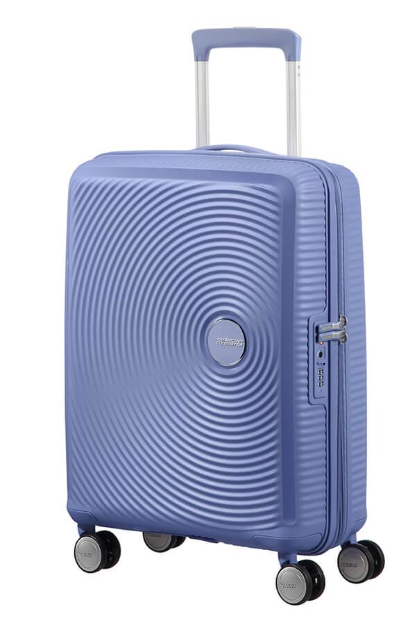 Bagagem de Cabine 55cm Expansível - Soundbox | American Tourister