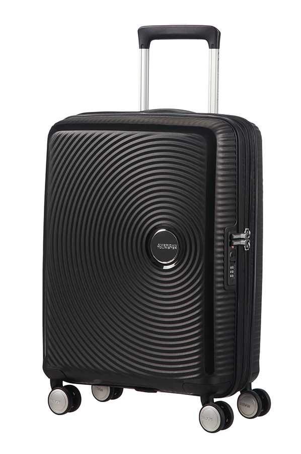 Bagagem de Cabine Bass Black - Soundbox | American Tourister